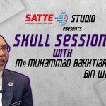 SATTE Studio 2020 | Skull Session | Muhammad Bakhtiar Bin Wan Chik